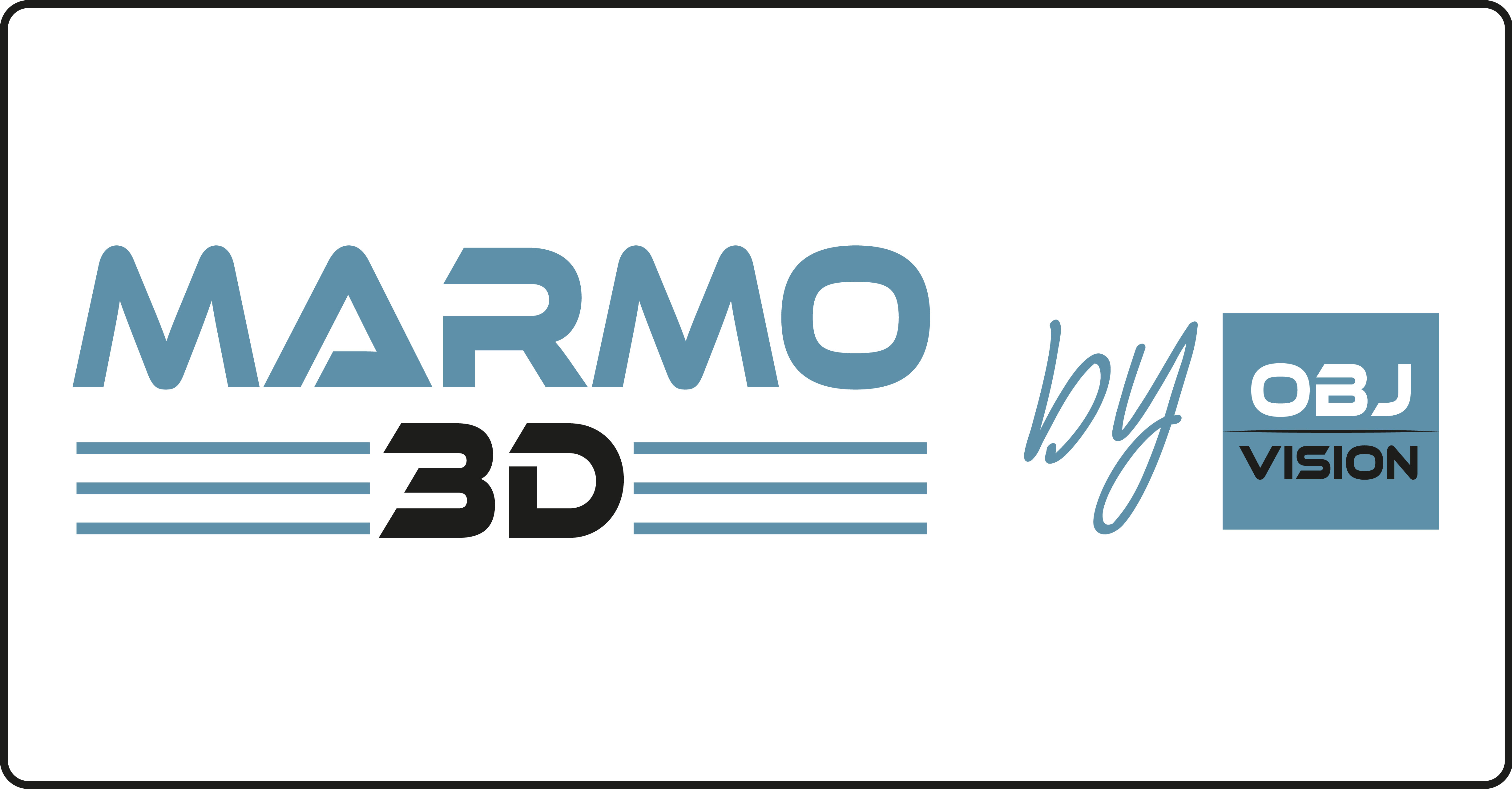 Marmo3D by OBJVISION